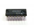 К561ЛН2 CD4049A  DIP-14