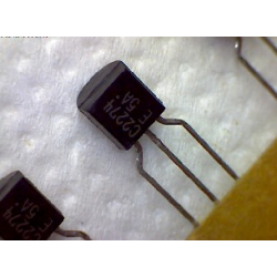 2SC2274  npn 60v 0,5a 0,6w  120MHz TO-92