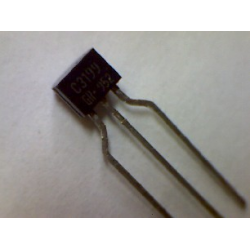 2SC3199  npn 50/50v 0,15a 0,4w  80MHz TO-92