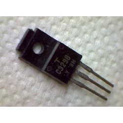 2SC3298  npn 160/160v 1,5a 20w  100MHz TO-220C