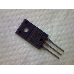 2SC3852A  npn 100/80v 3a 25w  15MHz TO-220F