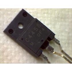 2SC4458  npn 800/500v 7a 450w 18MHz TO-3PML