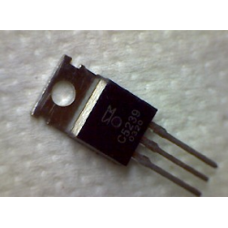 2SC5239  npn 900/550v 3a 50w 6MHz TO-220