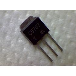 2SC5707  npn 100/100v 8a 15w 330MHz TO-251 i-pak