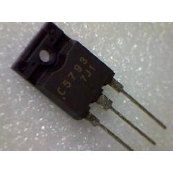 2SC5793  npn 1600/800v 20a 95w TO-3PMLH  BCE