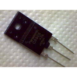 2SC5905  npn 1700/600v 20a 70w TO-3PML  BCE (ECB)