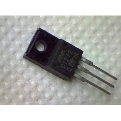 2SD1272  npn 200/150v 1a 40w 25MHz TO-220F