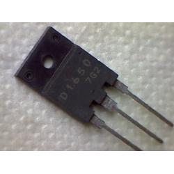 2SD1650  npn+d+r 1500/800v 3,5a 50w TO-3PML  BCE (ECB)