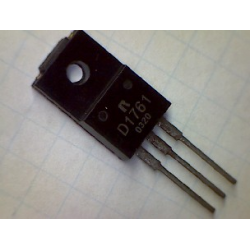 2SD1761  npn 80/60v 3a 30w TO-220F