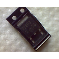 2SD1803  npn 60/50v 5a 20w TO-252