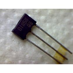 2SD1858  npn 40/32v 1a 2w 150MHz MPT3  ECB (BCE)