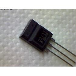 2SD2137  npn 60/60v 3a 15w 30MHz MT-4