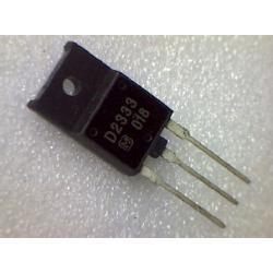 2SD2333  npn+d+r 1500/600v 5a 80w TO-3PML