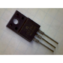 2SD2394  npn 80/60v 3a 25w 8MHz TO-220F