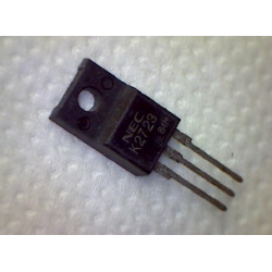2SK2723  N-Channel+d-st 60v 25a 25w  TO-220F