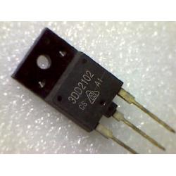 3DD2102  NPN+d+r 1500/600v 6a 50w TO-3PH