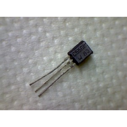 BC556B  PNP 80/65v 0.1a 0.625w TO-92