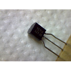 BF421  PNP 250v 0,1a 0,83w 60MHz TO-92