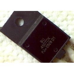 BU4507DX  NPN+d+r 1500/800v 10a 45w TO-218F