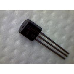 CR02AM  Симистор 0.3a 400v TO-92