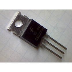 KSC5027-R  NPN 1100/800v 3a 50w 15MHz TO-220
