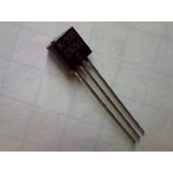 KTC8050  NPN 35/30v  0,8a  0,625w 120MHz TO-92 EBC