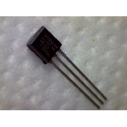 SS9012  PNP 40/20v 0,5a 0,625w TO-92