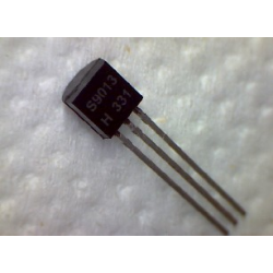 SS9013  NPN 40/20v 0,5a 0,625w TO-92