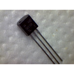 2SC9018  NPN 30/15v 0,05a 0,4w 1100MHz TO-92