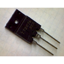 TT2076  NPN 1700/800v 8a 65w TO-3PMLH