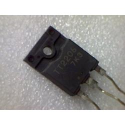 TT2206  NPN 1600/800v 10a 65w 300MHz TO-3PML