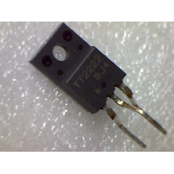 TT2222  NPN 1500/800v 8a 65w  TO-220F