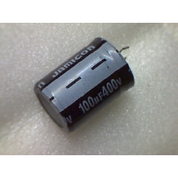100mF 400v (22x30)