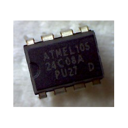 24C08A  DIP-8  Память