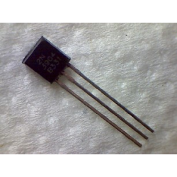 2N3904  npn 60v 0,2a 0.5w >300MHz TO-92