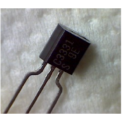 2SC3331  npn 60v 0.2a 0.2w 200MHz TO-92 ECB
