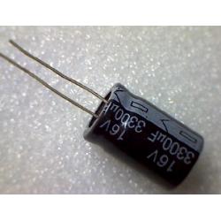 3300mF 16v