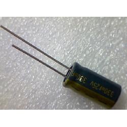 330mF 25v