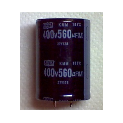 560mF 400v