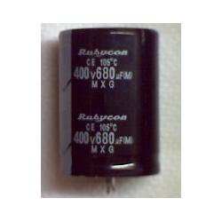 680mF 400v