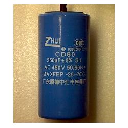 250mF 450v