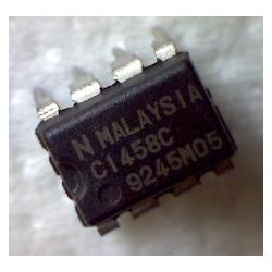 uPC1458C