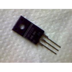 FMU22R  Диодная сборка 2x10a 250v с общим анодом TO-220F/3