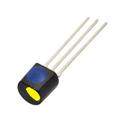КТ342БМ  NPN 25v 0,05a 0,25w TO-92