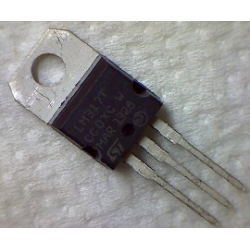 LM317T  1.5a 1.2-37v TO-220