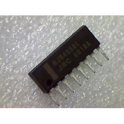 NJM4558 (BA4558) SIP-8