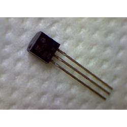 Z0103MA Симистор 600В 1А 3мА, 1.3В TO-92
