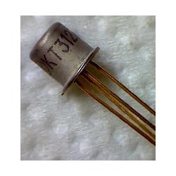 кт3127а  СВЧ малой мощности КТ1-12 (ТО-72)