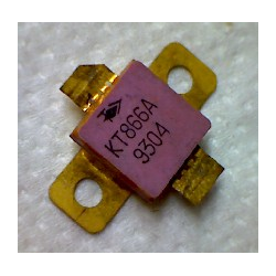 кт866а  NPN 200v 15a 30w 25MHz KT-57