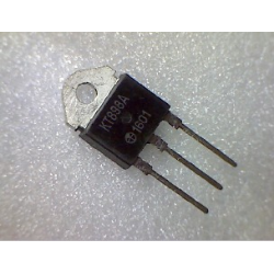 кт898а  2npn+d+2r-st 350v 20/30a 125w 10MHz TO-218